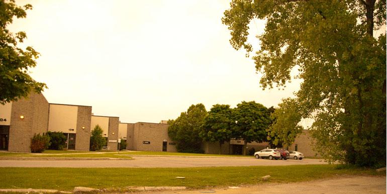 100-124 Newbold Court