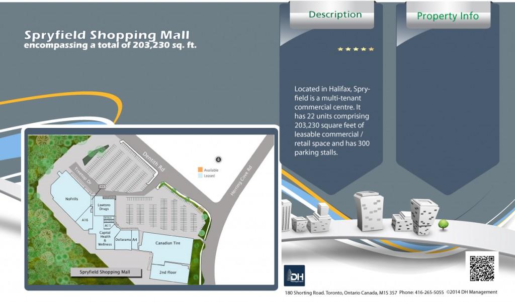 Spryfield Mall Plan - LG