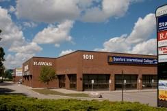 Tomkin-Eglinton Industrial Complex (Mississauga)