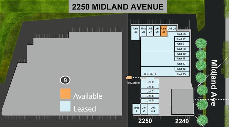 2250 Midland Ave Unit 11 BSMT